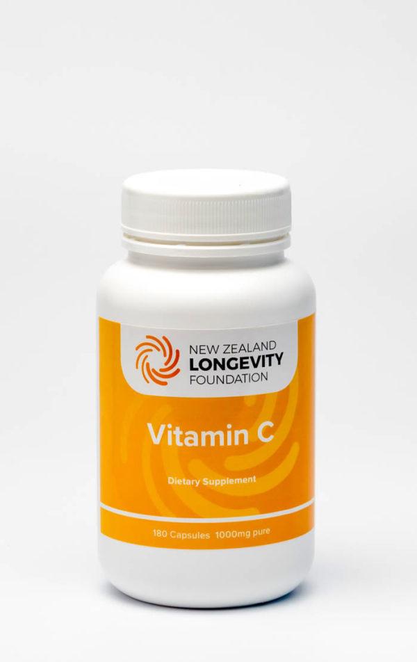 Vitamin C 180 Capsules