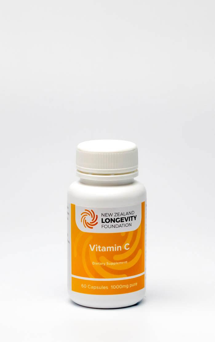 Vitamin C 60 Capsules