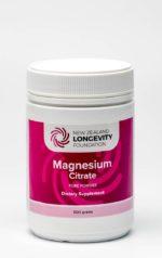 Magnesium Citrate Powder 500gr, (B#E2037)