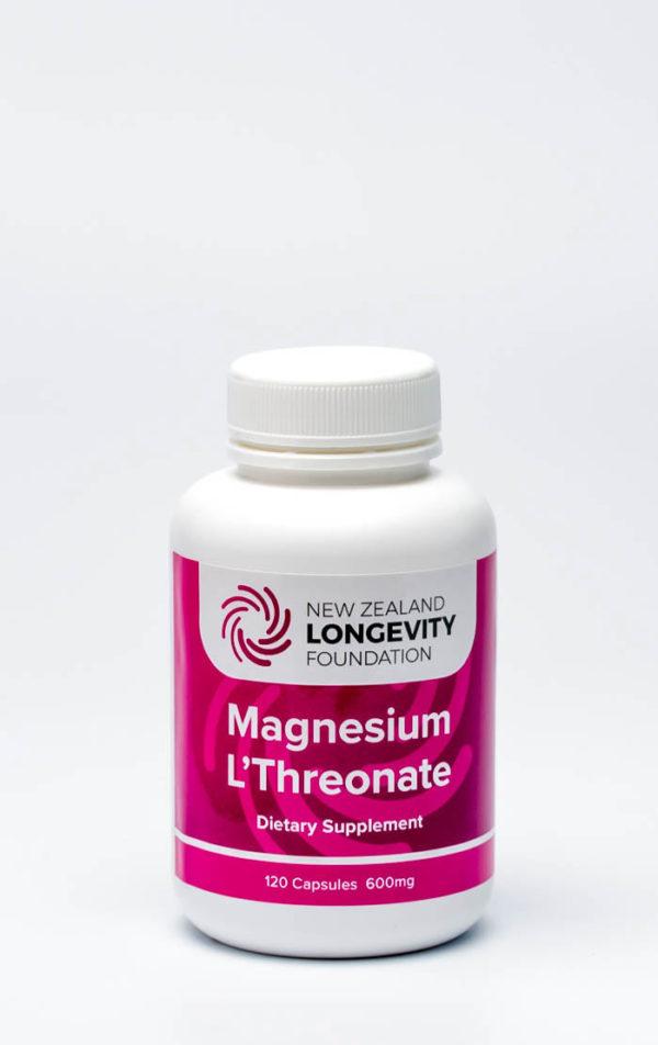 Magnesium L'Threonate 120 Capsules
