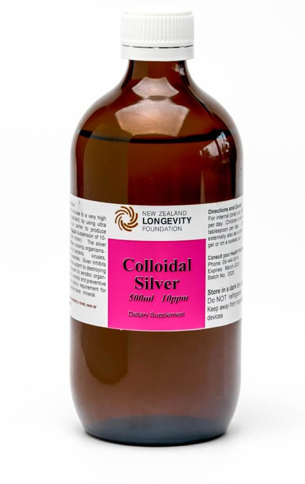 Colloidal Silver 500ml