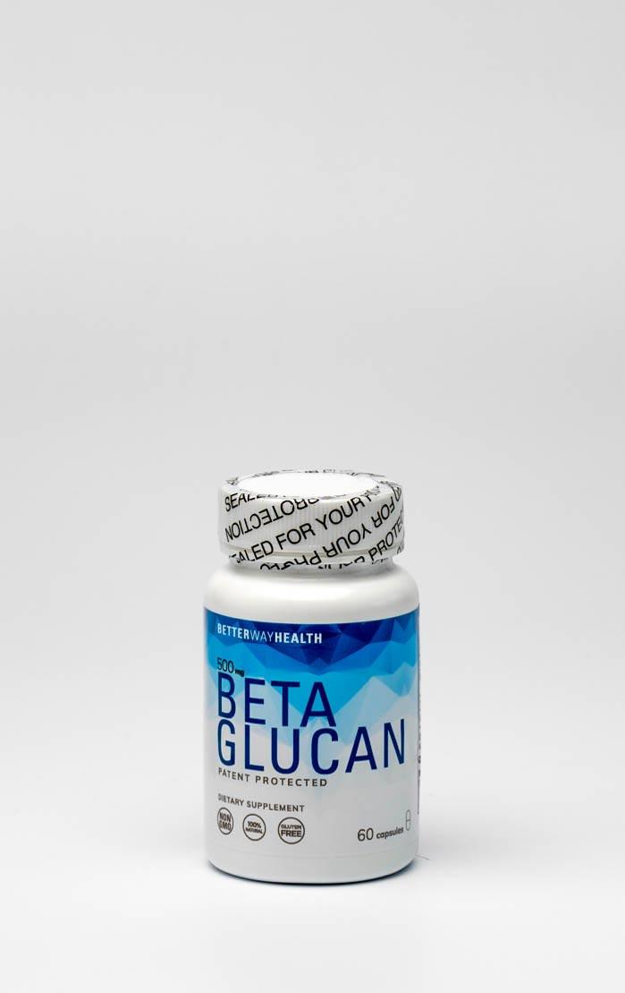 Beta Glucan 60 Capsules