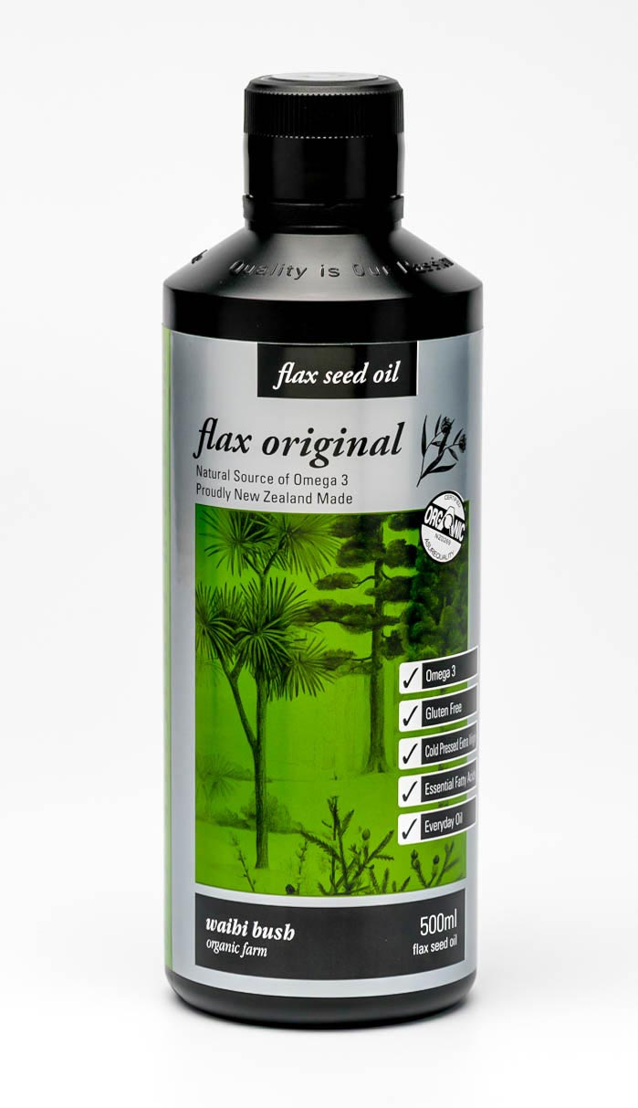 Flax Seed Oil 500ml