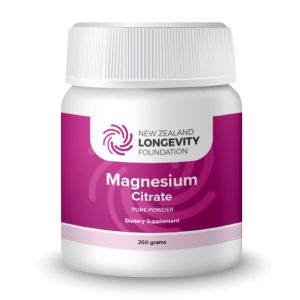 Magnesium Citrate Powder 260gr, (B# 004)