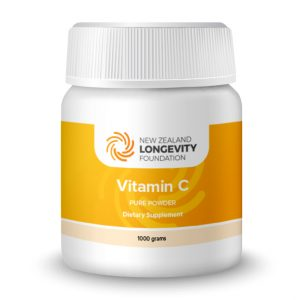 VITAMIN C Pure Powder 1000gr (Sodium Ascorbate) Bottle