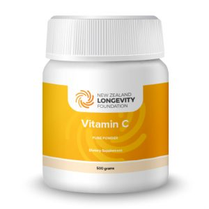 VITAMIN C Pure Powder 500gr (Sodium Ascorbate) Bottle