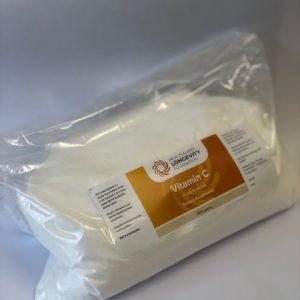 VITAMIN C Pure Powder 1000gr (Sodium Ascorbate) – Refill