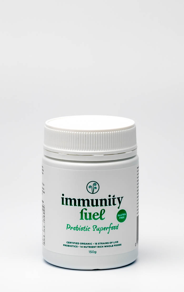 Immunity Fuel Probiotic Superfood Gluten Free