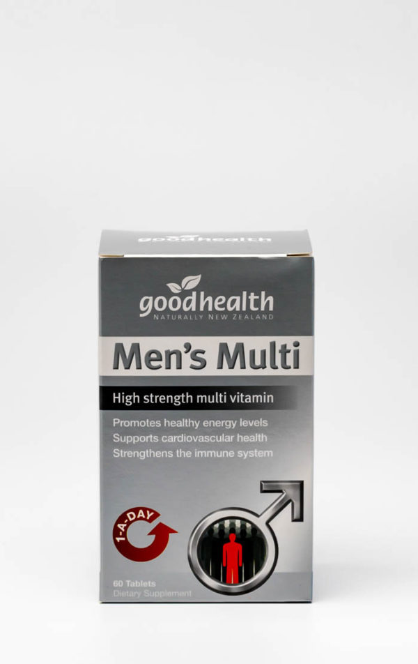 Mens Multi Vitamin