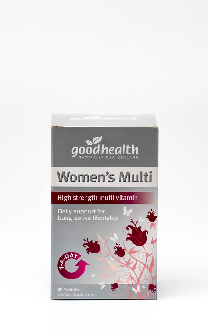 Women's Multi Vitamin
