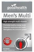 Men's Multi Vitamin – 60 Tablets