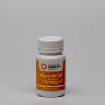 Vitamin D3(1000iu) + K2, 60 Capsules (B# 029)
